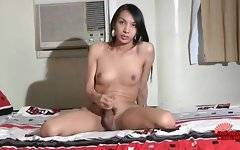 Sweet ladyboy Paolai wants you to have fun with her.